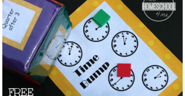 Time-Bump-Clock-Game