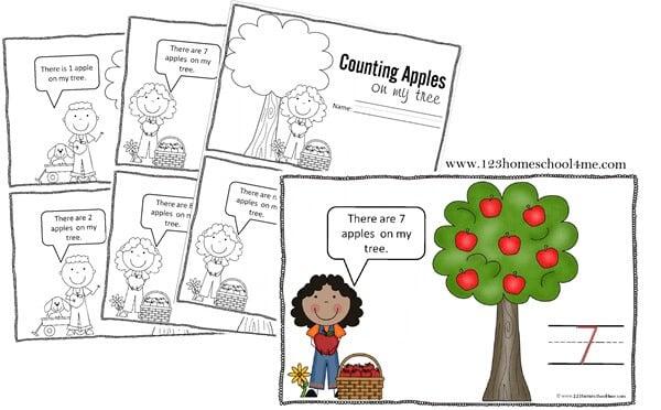 Preschool Counting Practice