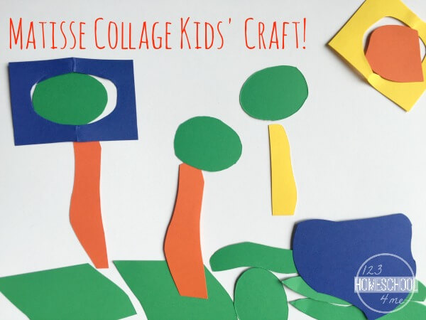 famous-artist-matisse-craft-for-kids