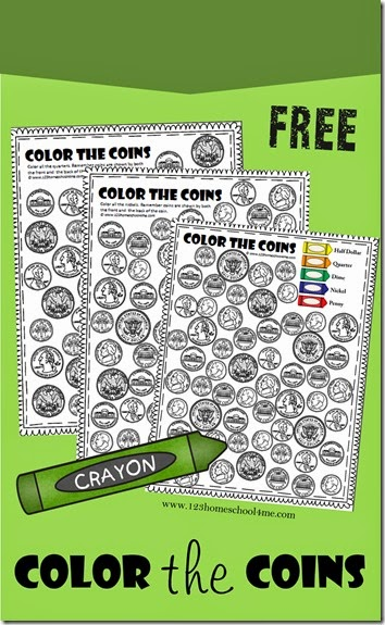 Color-the-Coins-Money-Worksheets