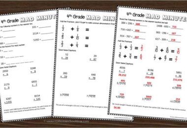 4th-Grade-Math-Worksheets