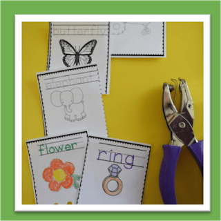 syllable counting clip cards