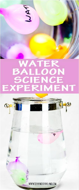 Kids love playing with water, which makes learning fromwater balloon experiment so engaging and exciting. Thiswater balloon science experimentis a great way to help children explore density for kids with outrageously FUN water experiments! Try thisscience experiments with balloons and wateras an EPICsummer activity for kids with kids of all ages from preschool, pre-k, kindergarten, first grade, 2nd grade, 3rd grade, 4th grade, 5th grade, and 6th graders too!