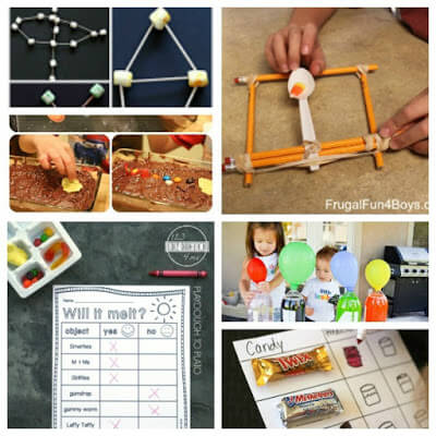 Candy STEM Activities