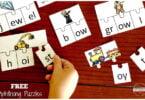FREE-Dipthong-Puzzles