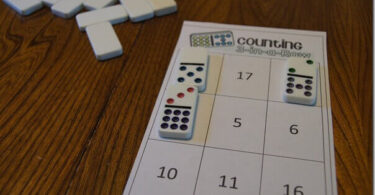 FREE-Domino-Counting-Game