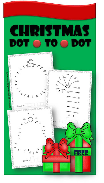 Christmas-Dot-to-Dot-Printables