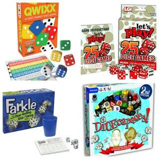dice games games
