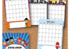 FREE-Super-Hero-Printable-Calendar