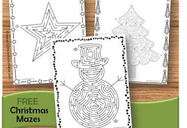 FREE-Christmas-Mazes