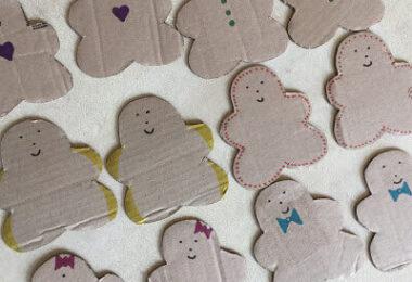 Gingerbread Cookies Memory Game