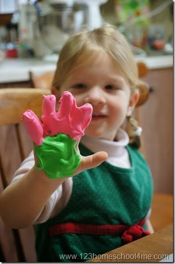 toddlers and preschoolers will love the texture