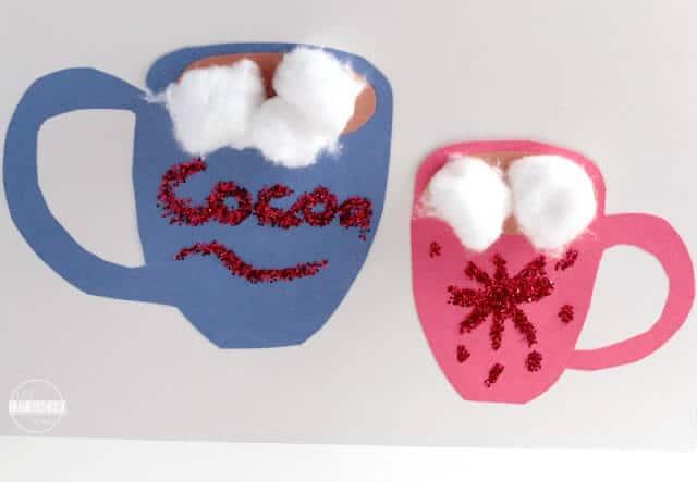 Hot Cocoa Mug Craft