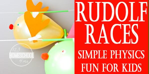 Rudolf Races Simple Physics FEATURE