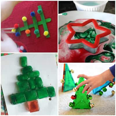 STEM Christmas Activities