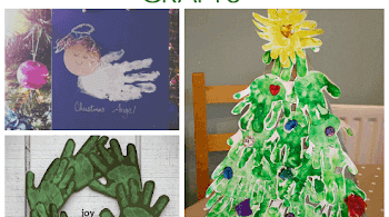 21 Handart Christmas Crafts for Kids