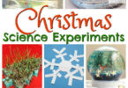 Christmas Science Experiments Kids Will Love