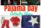 Pajama Day Activities for Kids