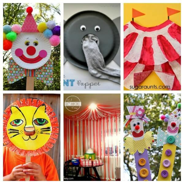 Carnival Crafts