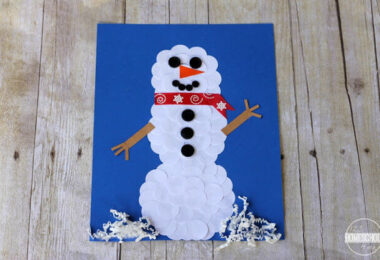 Circle-Snowman-Winter-Craft