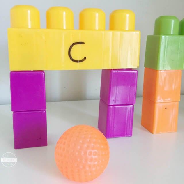 hands on learning activity for preschool and kindergarten