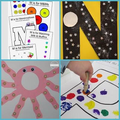 26 Alphabet Crafts 123 Homeschool 4 Me
