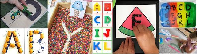 ABC Games - Writing Practice for Toddler, Preschool, Prek, Kindergarten