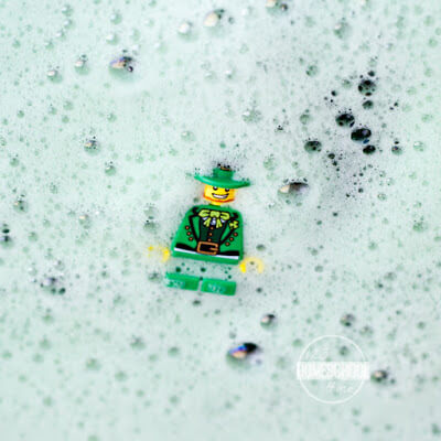 Leprechaun Rocks Science Experiments for Kids perfect for March