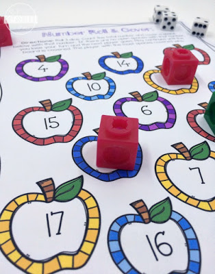 there are 5 games in 1 - great for saving on printer ink for homeschoolers with kindergarten and first graders