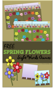 spring-flower-sight-words
