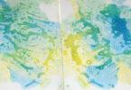 Foam Bubble Painting