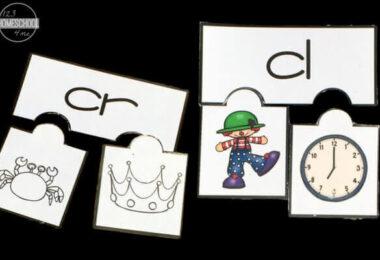 Consonant-Blends-Puzzles