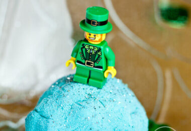 Leprechaun Rocks Science Activity