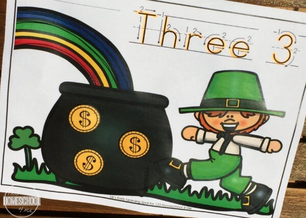 St Patricks Day Math