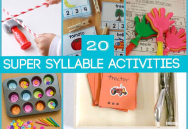 Clever-Syllable-Activities