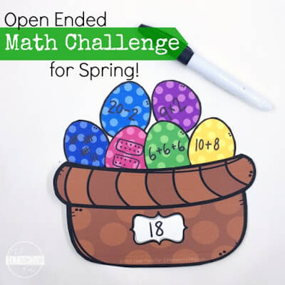 Number Basket Number Sense Challenge