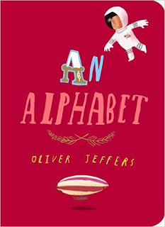 an alphabet by the author of the days the crayons quit
