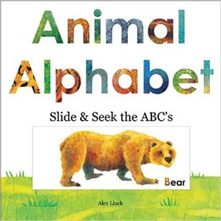 animal abc bok