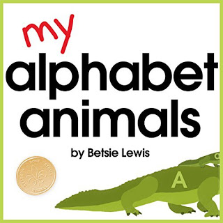 award winning animal alphabet book