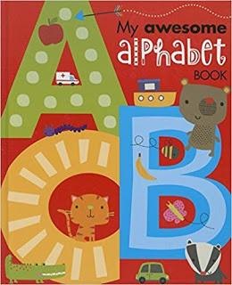 awesome alphabet book