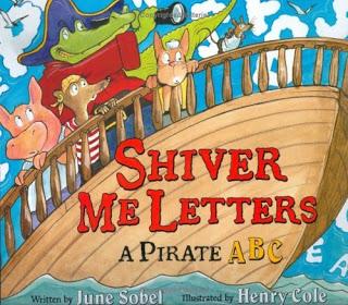 best alphabet book - pirate abcs