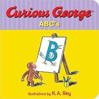 curious george alphabet book