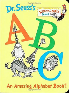 Dr Seuss ABC Book
