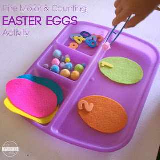 easter activites for kids