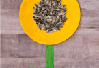 Simple-Sunflower-Craft