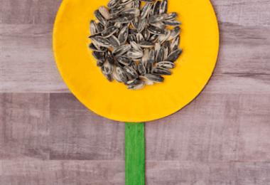 Simple-Sunflower-Craft