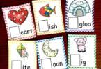 Letter Sounds Alphabet Cards