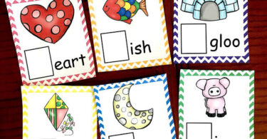 Letter Sounds Alphabet Cards
