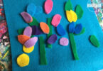 Felt Board Flower Craft
