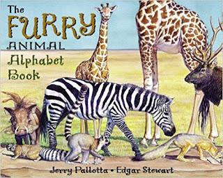 feel the furry animal alphabet book